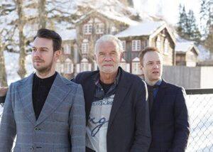 Bilde av John Pål Inderberg Trio